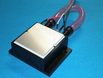 水冷式冷熱プレートCHP-44LC