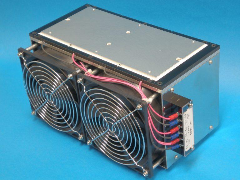 空冷式冷熱プレートCHP-772HS