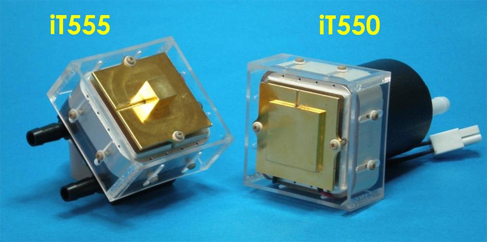 MAXPOWER ペルチェ温調ヘッドiT550 / iT555
